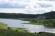 Озеро Горское в Калужской области