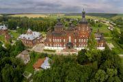 Шамординский монастырь в Калужской области